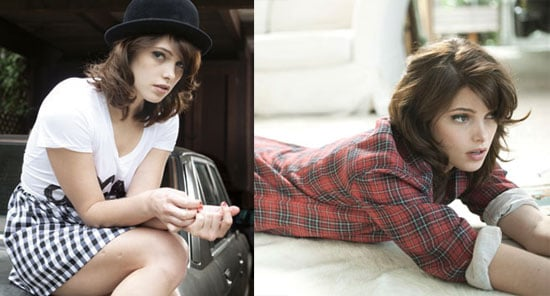 Photos and Quotes of Twilight's Ashley Green in Nylon Magazine