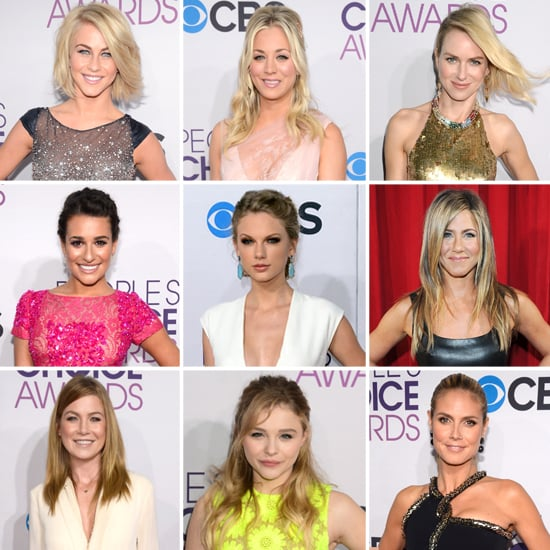 People's Choice Awards 2013: Who Wore What