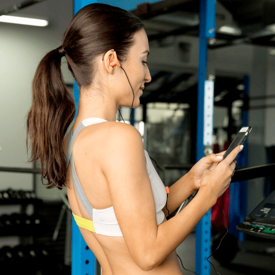 How to Make Sure You're Working Hard at the Gym