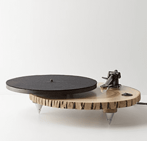 Bark Turntable