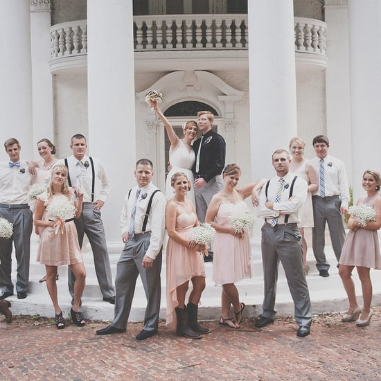 Creative Wedding-Party Photos