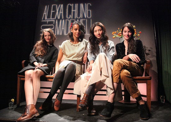 Fab Exclusive! Alexa Chung's Madewell Collection
