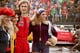 Rush  What it's about: In the '70s, thrill-seeking race car driver James Hunt (Chris Hemsworth) has a prickly rivalry with fellow driver Niki Lauda (Daniel Brühl).  Why we're interested: Hemsworth has made an impact as hammer-wielding Thor, but we want to know how he does outside of the superhero genre. Plus, Oscar-winning director Ron Howard is behind the camera. When it opens: Sept. 20 Watch the trailer for Rush.