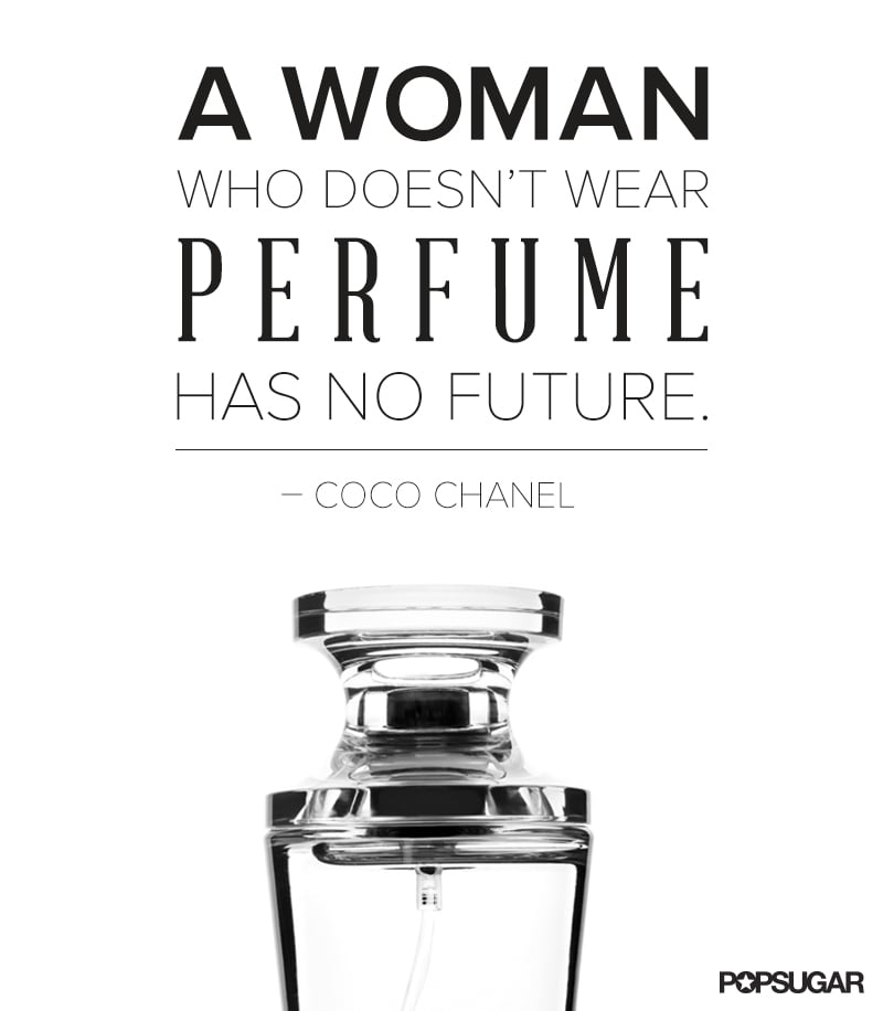 No wonder Chanel No. 5 is still the most iconic fragrance.