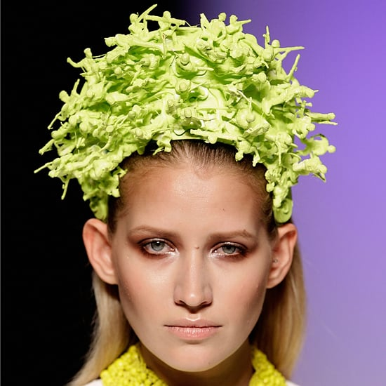 Australia Fashion Week Hair, Makeup, and Nails 2012