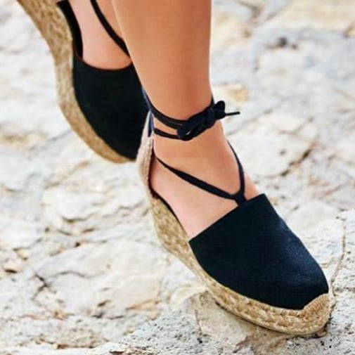 Espadrille Wedges For Summer