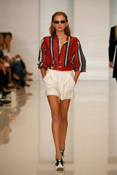 New York Fashion Week Trend Alert: Shorts