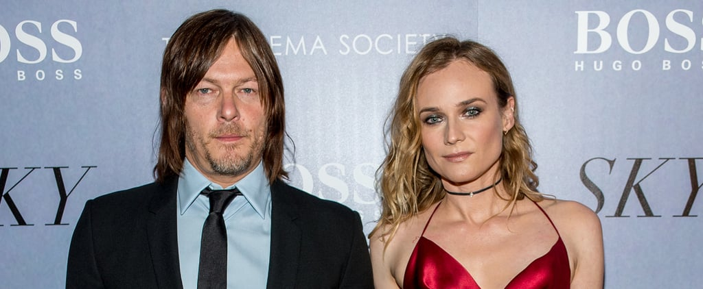 Has Diane Kruger Moved On From Joshua Jackson With Norman Reedus?