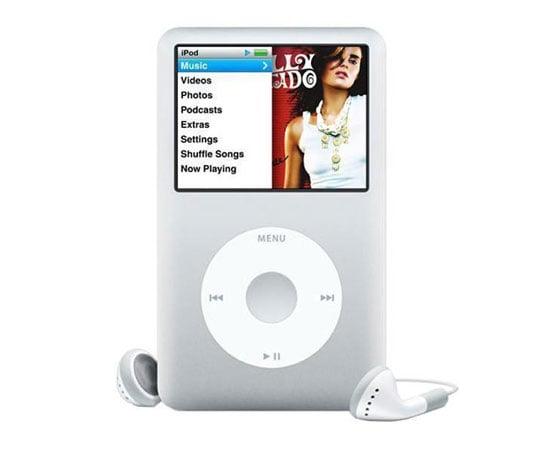 Sixth Generation iPod