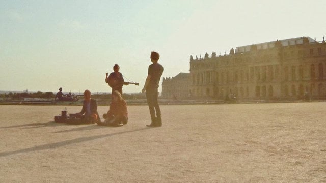 "Phoenix Performs ""Entertainment"" at the Palace Versailles, France"