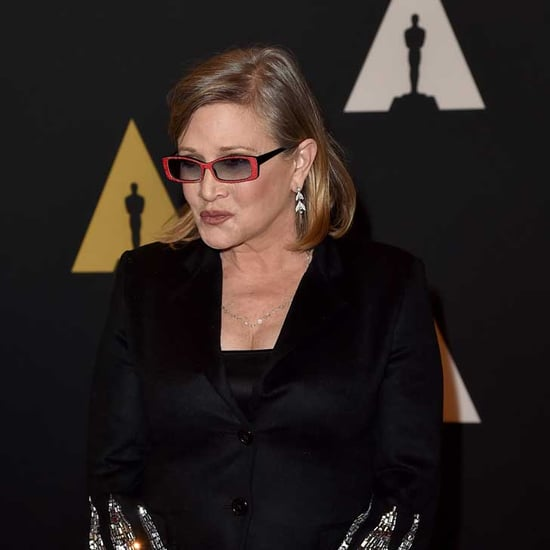 Carrie Fisher Was Pressured to Lose Weight For Star Wars