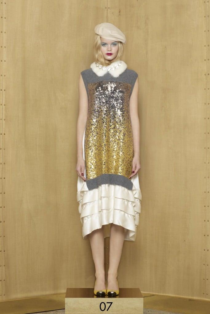 Louis Vuitton Pre-Fall 2012