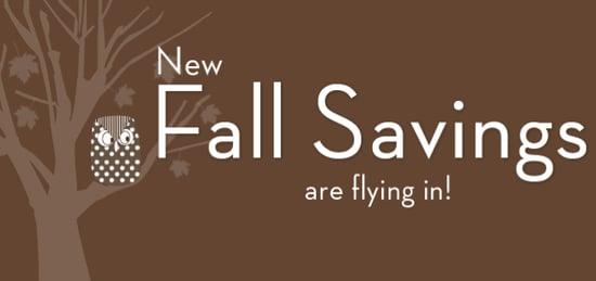 Sale Alert: Fall Savings at PBteen