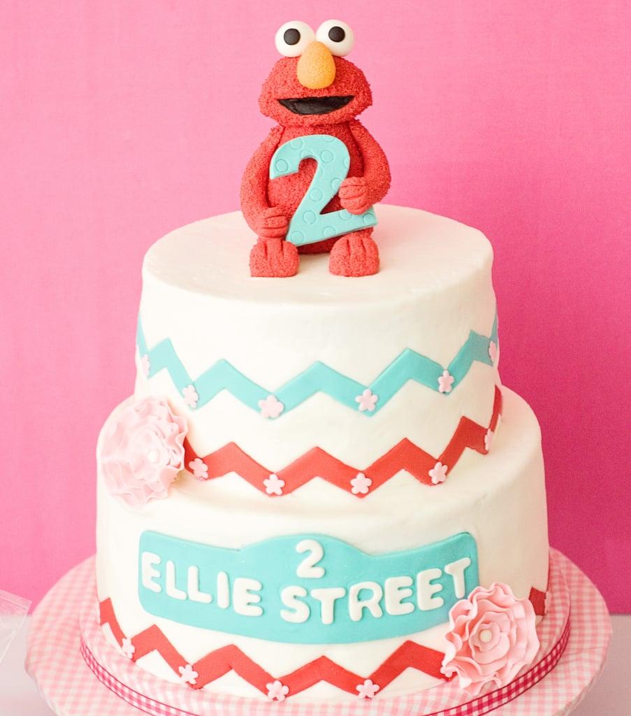 Girls' Birthday Cakes