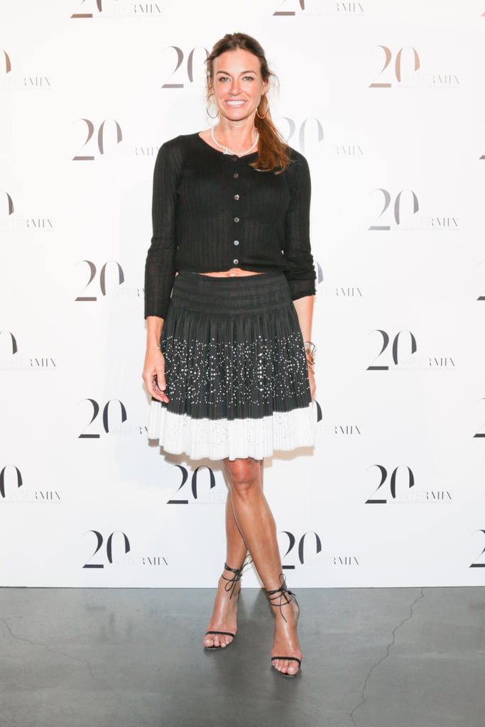 Kelly Bensimon at the Intermix 20th Anniversary Party in New York.  Source: Benjamin Lozovsky/BFAnyc.com