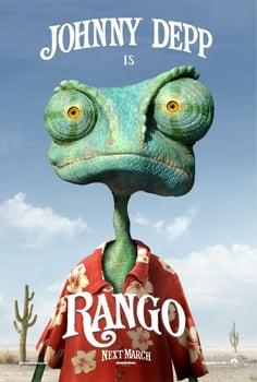 Rango Trailer, Featuring the Voice of Johnny Depp 2010-12-14 12:30:00