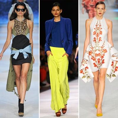 L'Oréal Melbourne Fashion Festival Pictures 2012