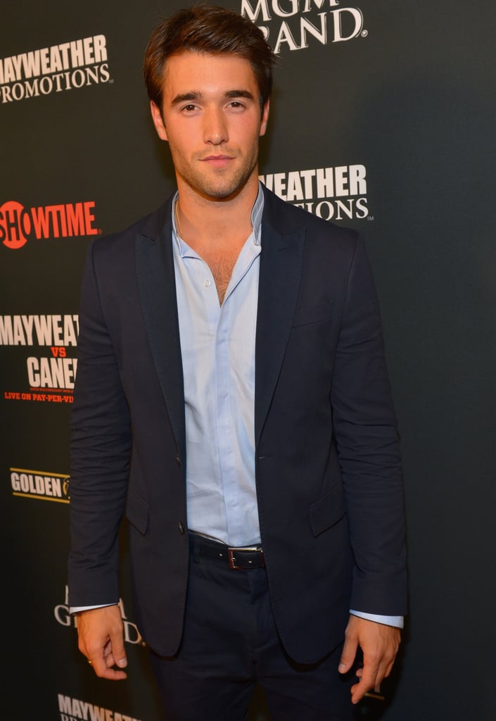 Josh Bowman Sexy mind games are de rigueur on Revenge, which Bowman has starred on for the last few years, but it's time for him to break out with a juicy movie role, and Christian Grey would be perfect.