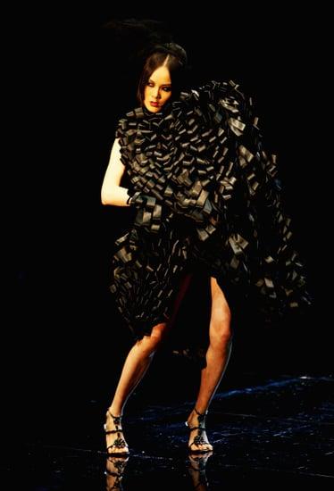 China Fashion Week: Chongfu Spring 2009