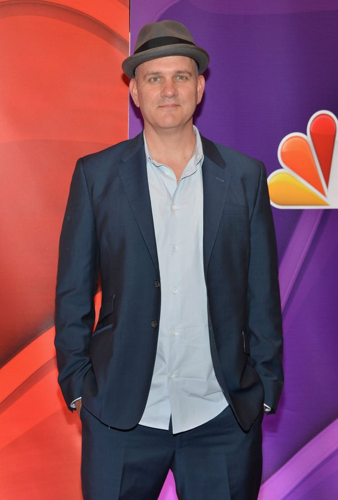 Mike O'Malley was on the red carpet for the LA event.