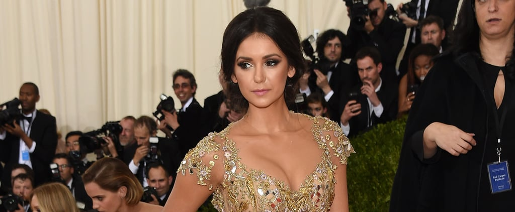 Nina Dobrev's Met Gala Appearance Will Make You Miss Katherine Pierce Even More