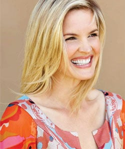 Lil Links: Bridgette Wilson-Sampras Gabs About Motherhood