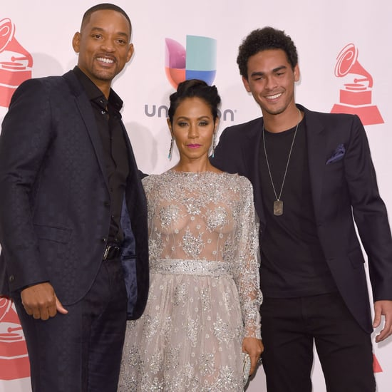 Will and Jada Pinkett Smith at the Latin Grammys 2015