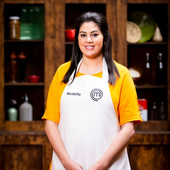 MasterChef 2016 Elimination Interview Nicolette Stathopoulos