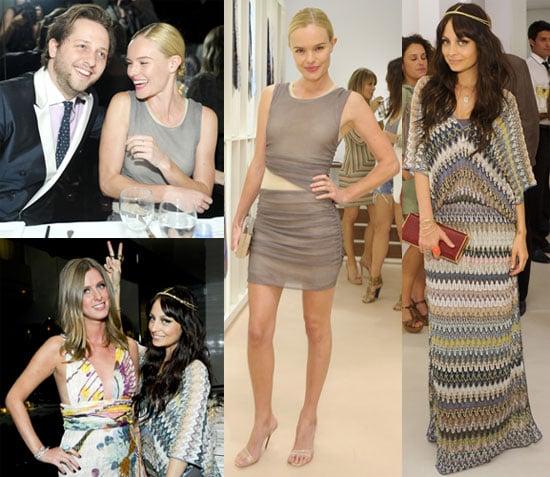Pictures of Nicole Richie, Kate Bosworth And Mischa Barton Celebrating Derek Blasberg's Classy in LA