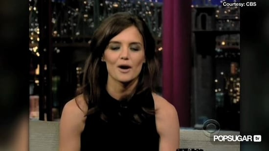 Katie Holmes Talks About Suri Cruise Having a Competitive Side With Tom Cruise