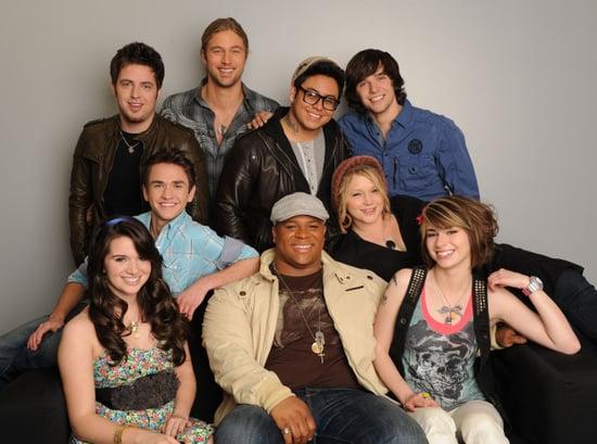 Rate the American Idol Top Nine