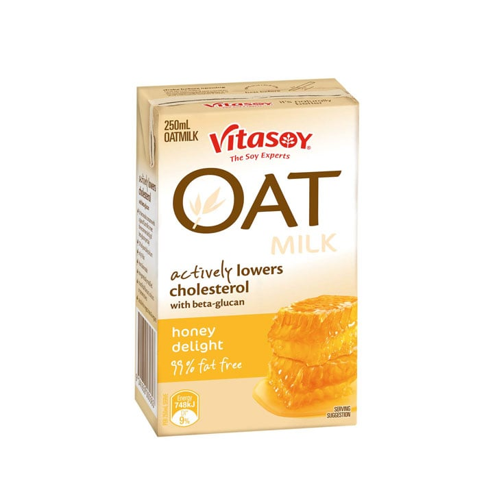 Vitasoy Oat Milk Honey Delight