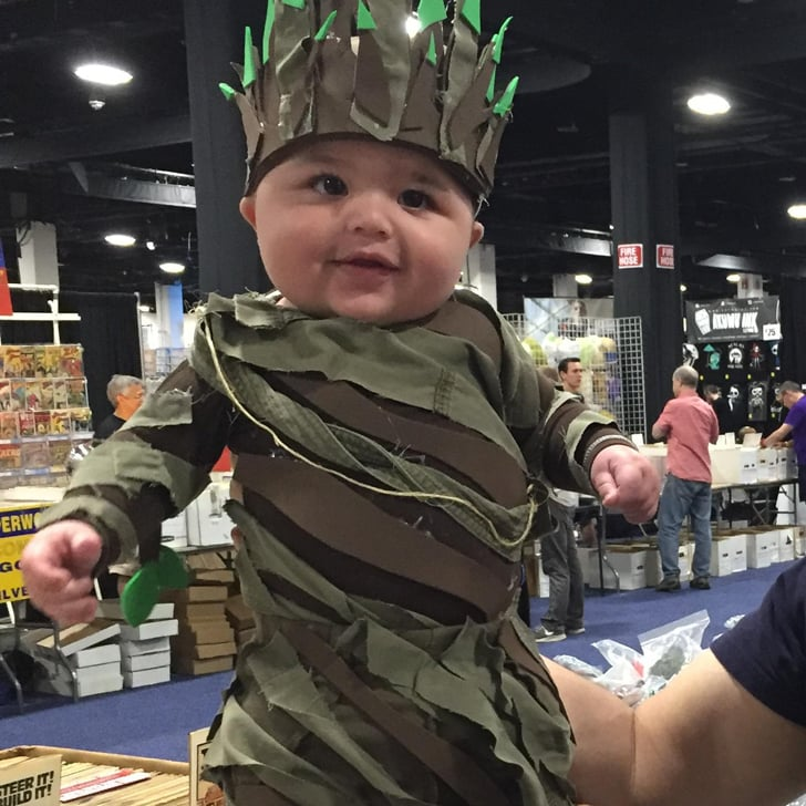 Baby Groot Costume at ...