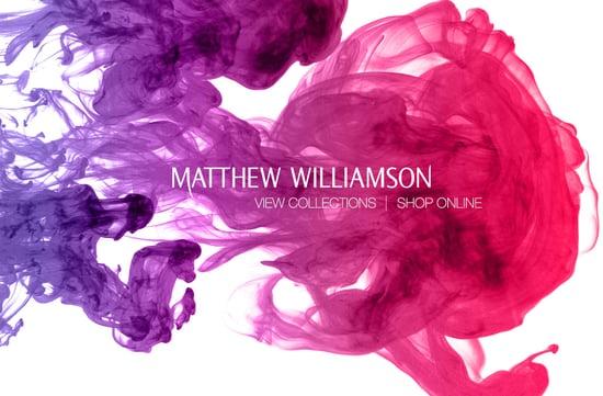 Fab Site: MatthewWilliamson.com