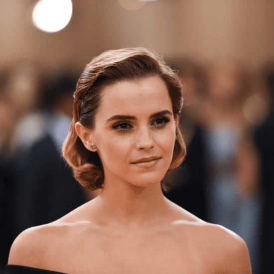Emma Watson at Met Gala 2016