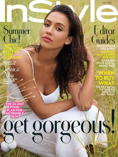 Jessica Alba Had a Major Tomboy Past: 'I Was Into Wearing Baggy Cargo Pants'