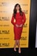 Camila Alves flaunted her figure on the red carpet.