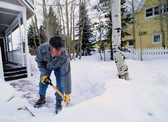 Do You Shovel the Snow?