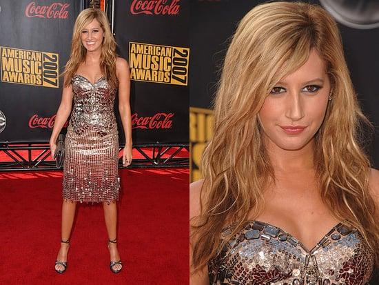 2007 American Music Awards: Ashley Tisdale