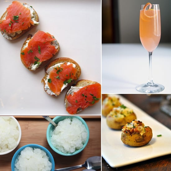 Create Your Own Dishes Inspired by the Oscars Governors Ball Menu