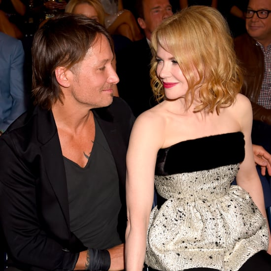 Nicole Kidman and Keith Urban at the CMT Awards 2015