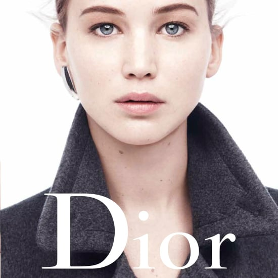 Jennifer Lawrence Miss Dior Fall 2013 Ad Campaign