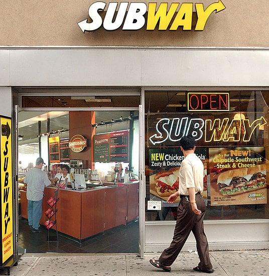 Subway, Meet Starbucks