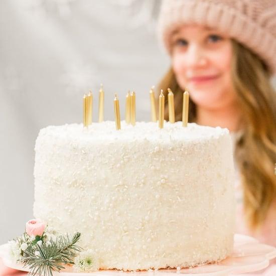 Ice Skating Birthday Party Idea