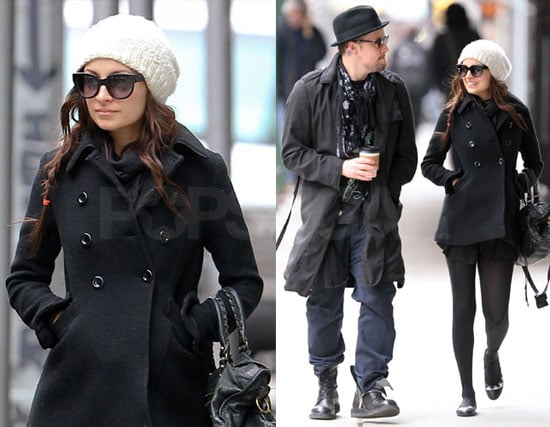 Photos of Nicole and Joel in NYC