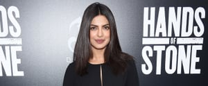 Priyanka Chopra's LBD Has a Sexy Twist You Can't See — Until She Turns Around
