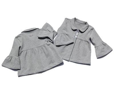 Baby Eggi Bell Sleeve Jacket ($48)
