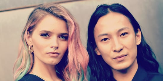 Abbey Lee Kershaw's Pastel Hair, And More Celebrity Beauty Looks We Loved This Week