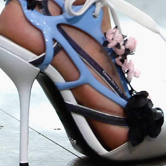 Shoe Trends From Paris Fashion Week Spring 2014   Video