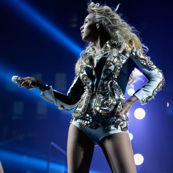Lubov Azria on Dressing Beyonce